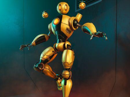 Humanoïd Robot