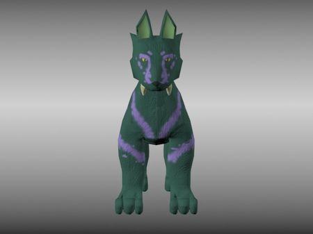 Creature Design-Aergraw