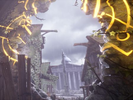 Demon's Souls x London: Londivium