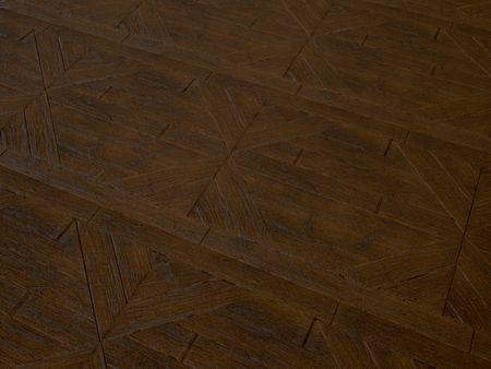 Antique wooden floor