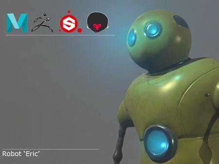 """Robot """"Eric"""""""