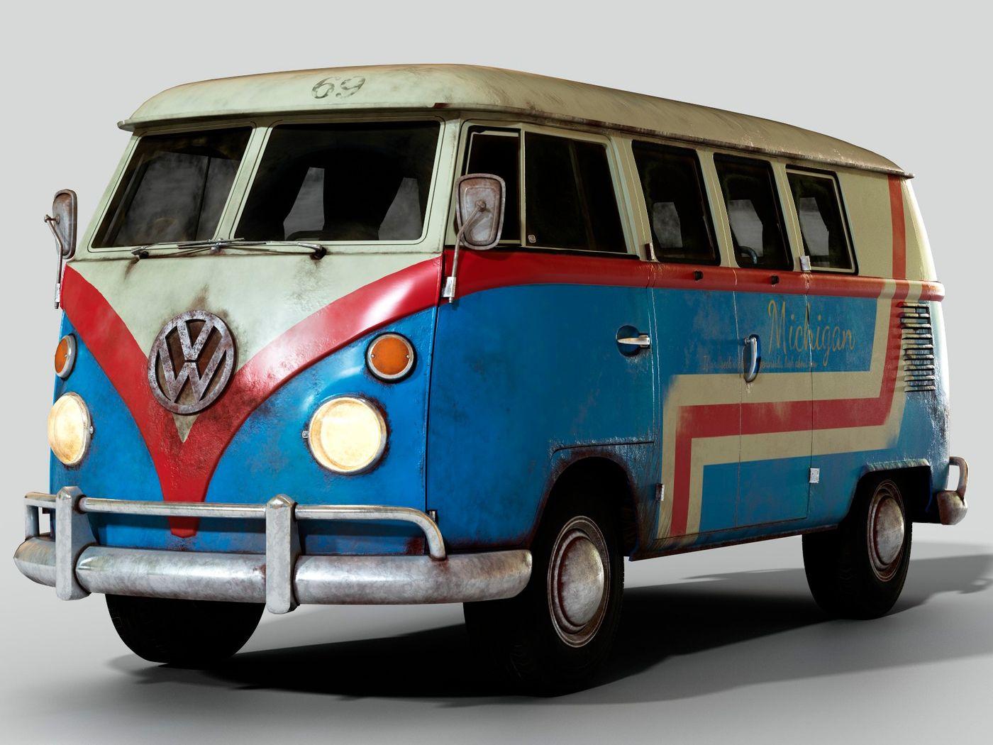 Michigan Country  Van