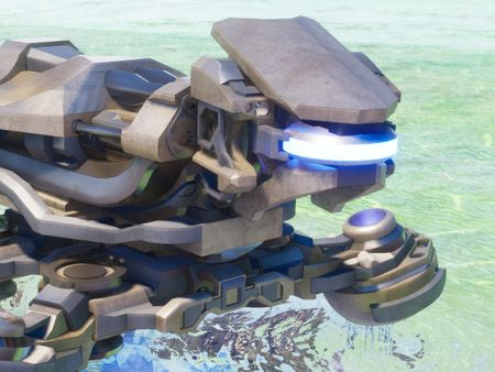 Quad drone concept