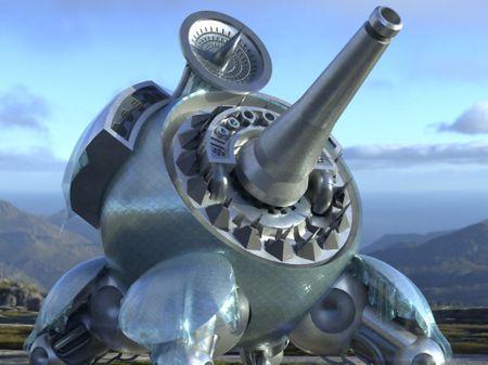 "March of Robots 2021: ""Bubble"""