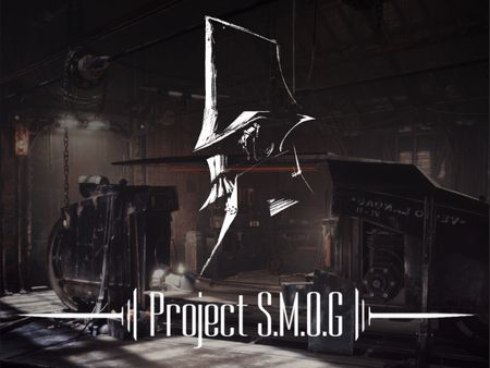 Project S.M.O.G - Workshop Interior