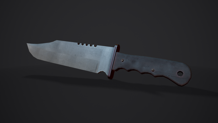 Survival Knife- Weekly Drill