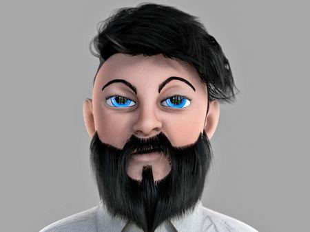 Character modeler
