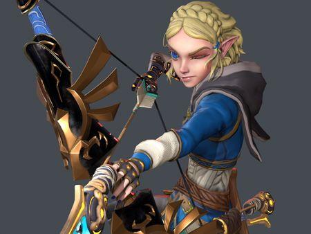 Zeldas Adventure! ( Breath of the Wild Fan Art)
