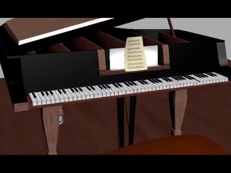 PIANO ANIMATION