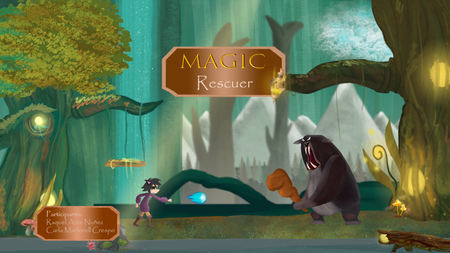 Magic Rescuer Gameplay