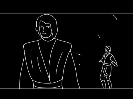 Star Wars Rotoscope
