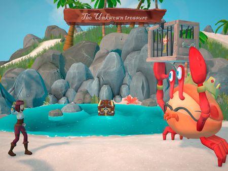 The Unkwown Treasure Gameplay
