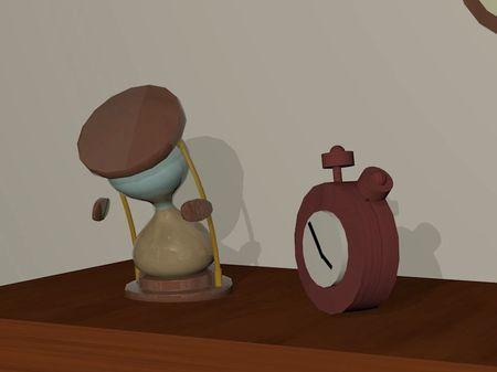 Different Clocks