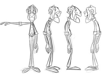 Modelling a Character