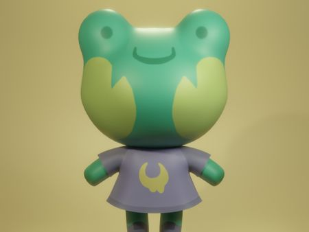 Little Froggy!