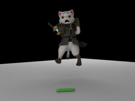 Kaju the cat (2020)