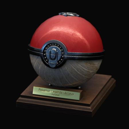 Pokemon Legends Arceus pokeball