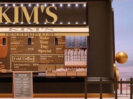 KIM'S TOASTER CAFE