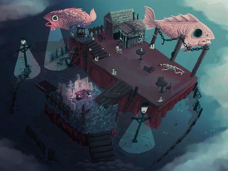 Among The Fish