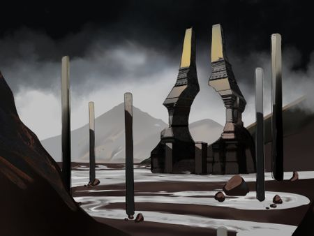 Portal In Tanah Mati