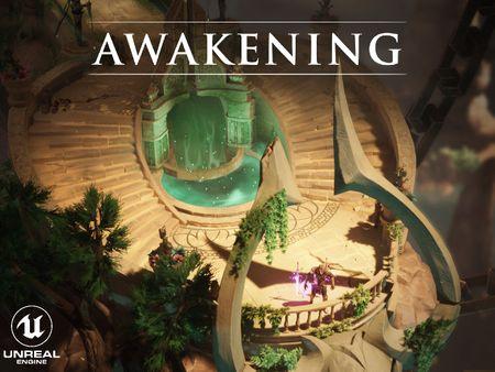Awakening Project - New3dge
