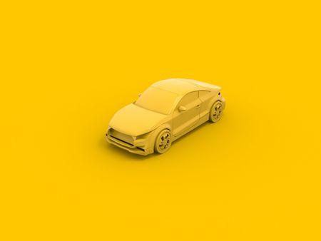 Car Model WIP