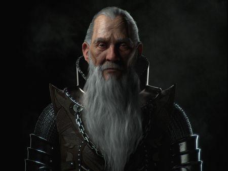 Old Sword Master