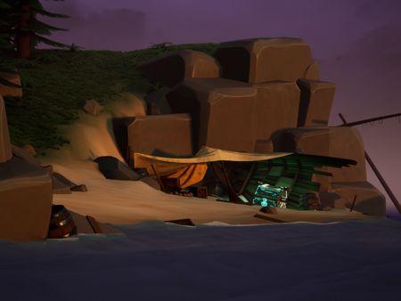 Norse Shipwreck