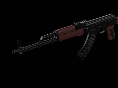 AK47 - game prop