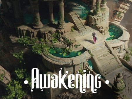 AWAKENING and other projects