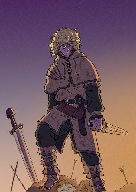 Fan art Vinland Saga