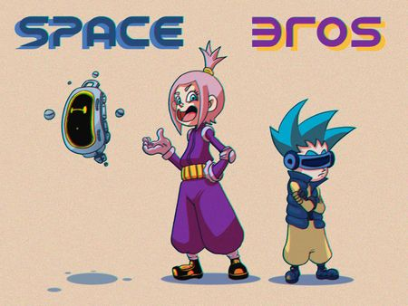 Space Bros