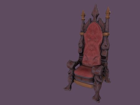 Stylized Chair