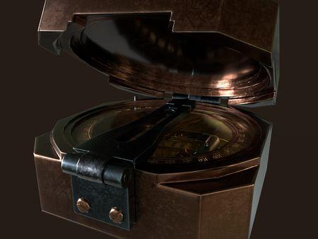 Steampunk Compass Weekly Drills 055