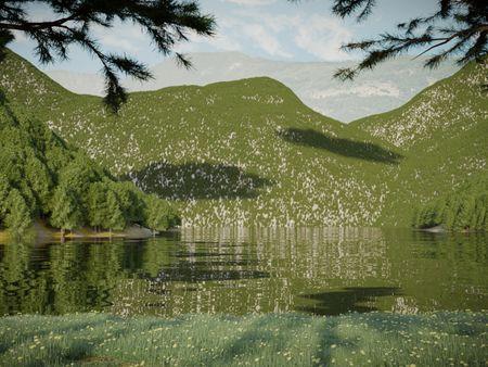 Daniel Robinson 3D generalist work 2021