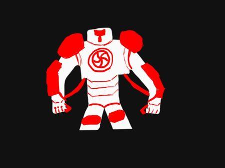 Criatura mutante 1