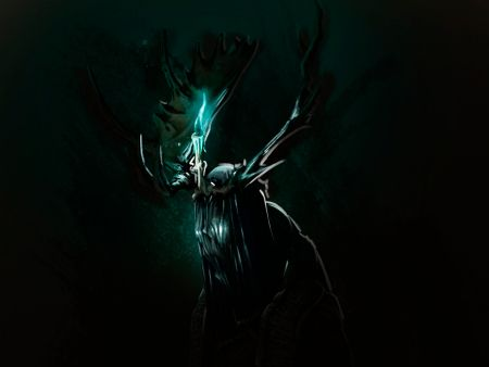 The Necromancer: Lord of the crypt