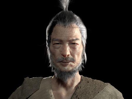 3D Character Human Mule - Dat Matthias Nguyen