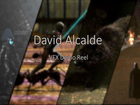 David Alcalde VFX Reel