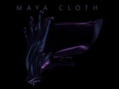 Maya Cloth