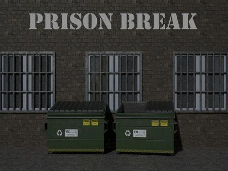 Prison Break Props