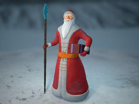 Santa Claus - AR App