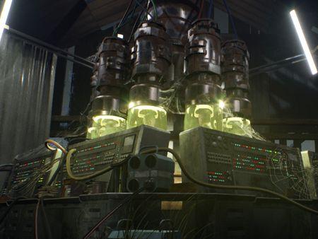 Game Environment - Fetus Tanks