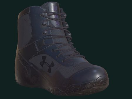 Tactical Boots (underarmour)