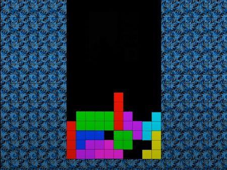 Animación Tetris