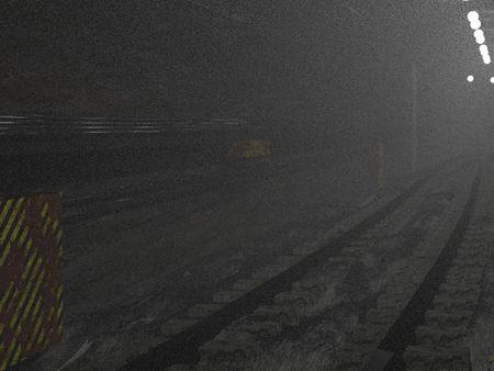 prepayat's abandoned tunnel