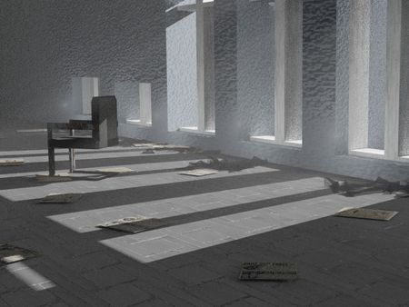 abandoned sites 1 : study hall
