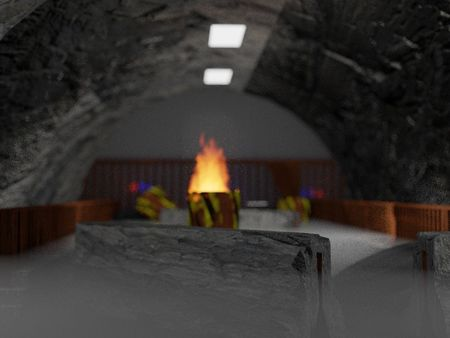 tunnel siege