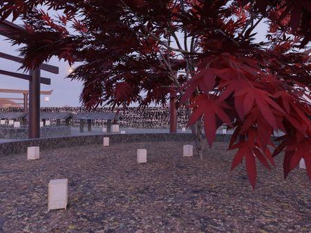 sakura shrine