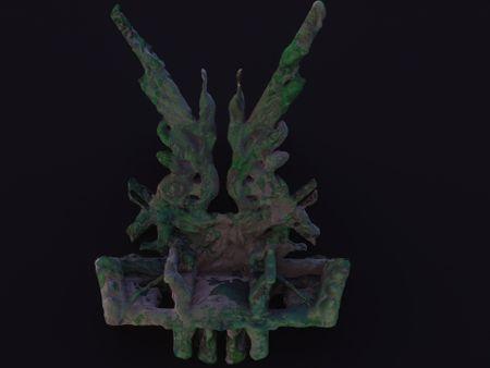 Throne of Karvach ( ruins set 3 )